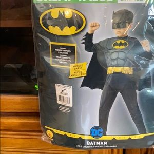 New unopened DC Batman Costume